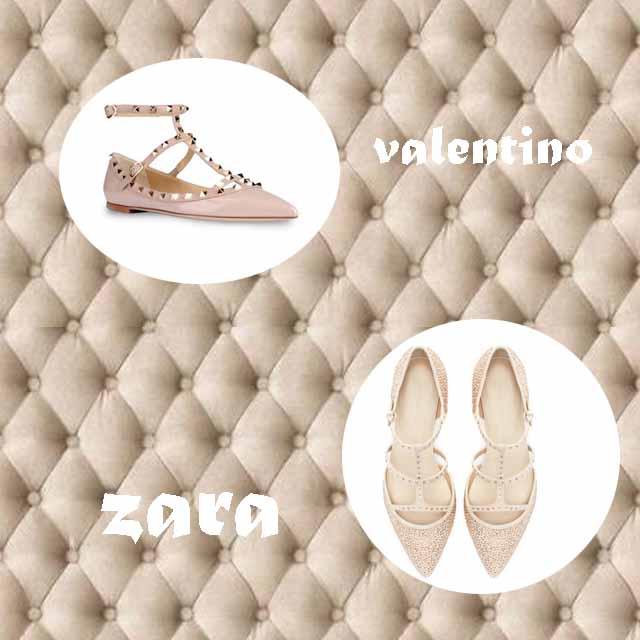 valentino vs zara